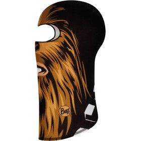 Buff Licenses Polar Balaclava Kids, chewbacca brown
